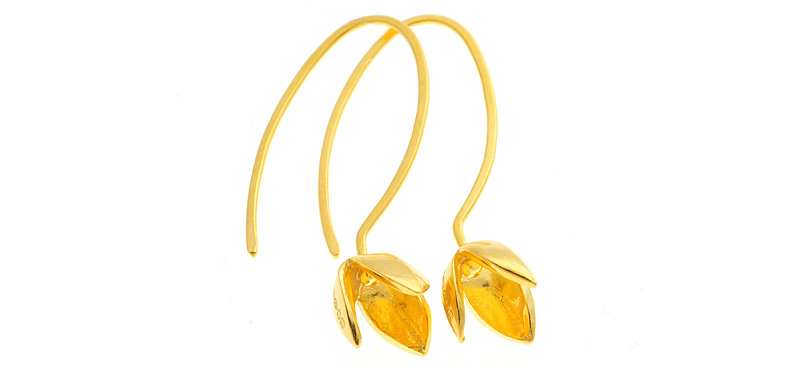 gold_snowdrop_earrings